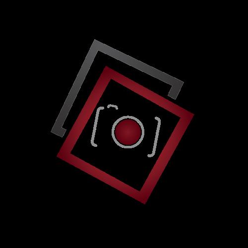 Photography Frames Camera Logo.