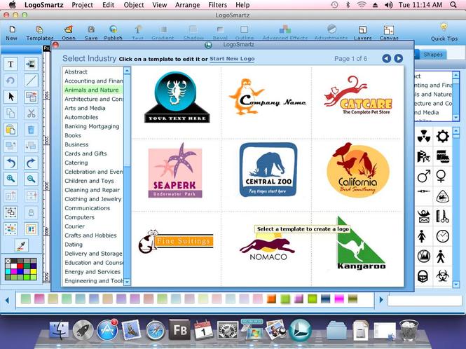 Download LogoSmartz Logo Design Software Mac 3.0 for Mac Free.
