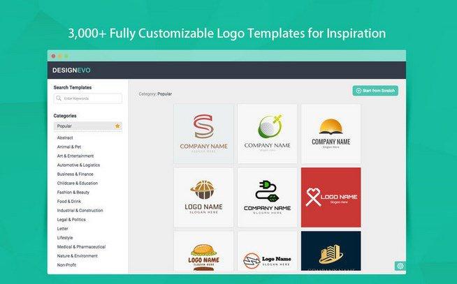 DesignEvo Logo Maker 1.0.1.