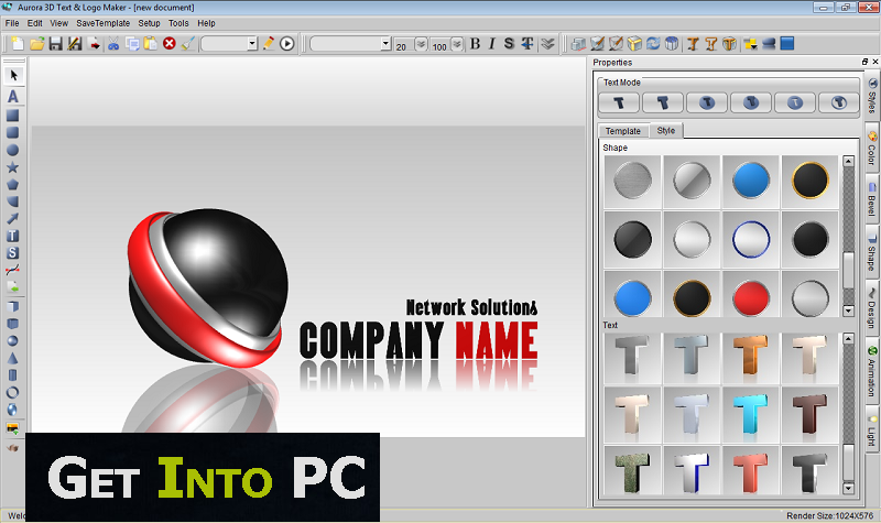 Lo9o5: Free Logo Maker Software.