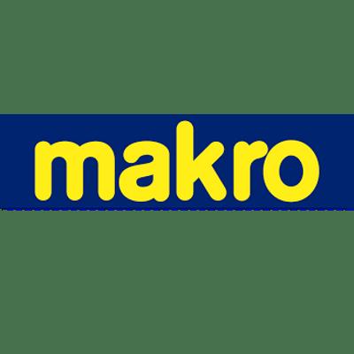 Makro Belgium Logo transparent PNG.