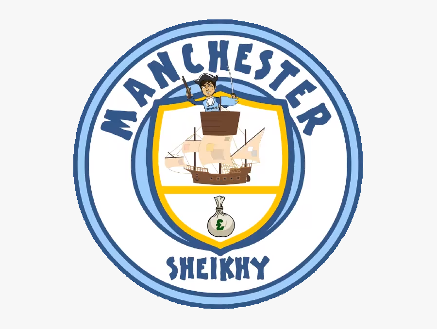 Badges Clipart Man City.