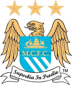 Manchester City FC Logo Vector (.EPS) Free Download.