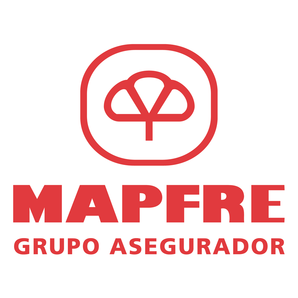 Mapfre Logo / Insurance / Logo.