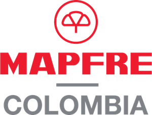 Download Free png Mapfre Colombia Logo.