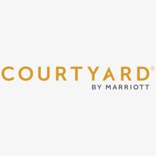 Courtyard By Marriott Logo Vector , Transparent Cartoon.