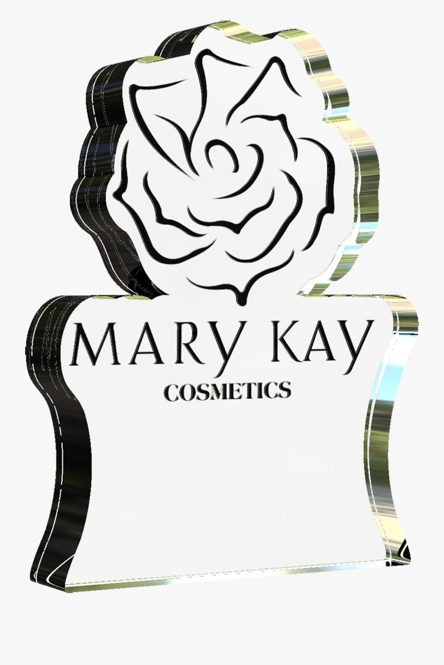 Mary Kay Rosa Png Logo.