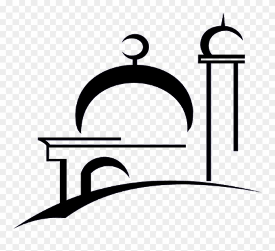 Clip Art Logo Masjid.