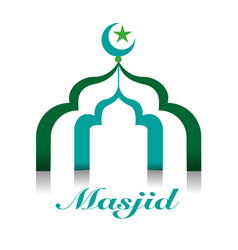 Logo Masjid Vector Images (over 630).