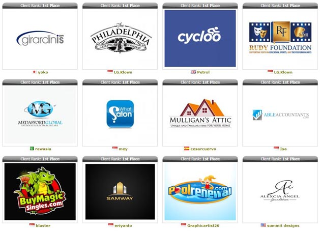Use LogoMyWay to Crowdsource Your Logo Design.