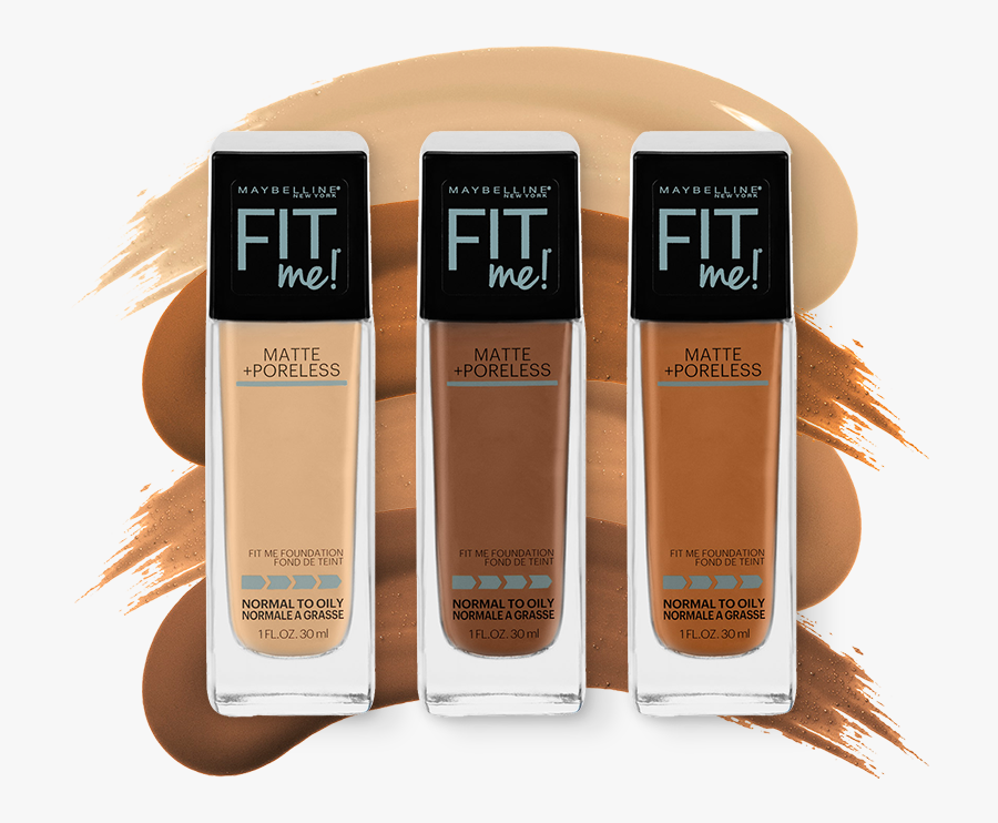 Maybelline Fit Me Foundation Png , Free Transparent Clipart.