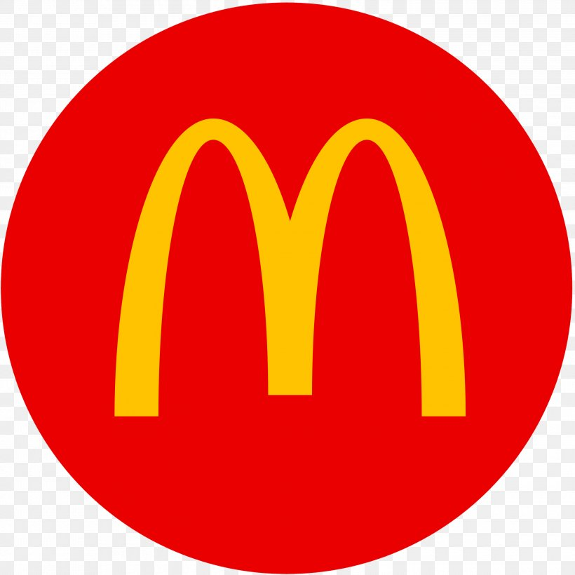 Fast Food McDonald\'s Logo Golden Arches Restaurant, PNG.