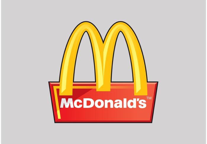 McDonald\'s Vector Logo.