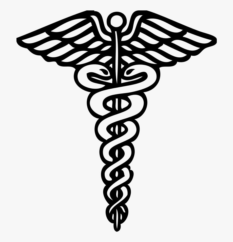 Pet Of Symbol Veterinarian Medicine Hermes Staff Clipart.