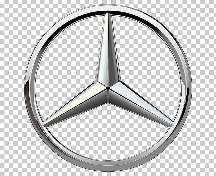 Logo Mercedes.