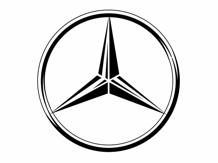 Mercedes Benz Logo Png.