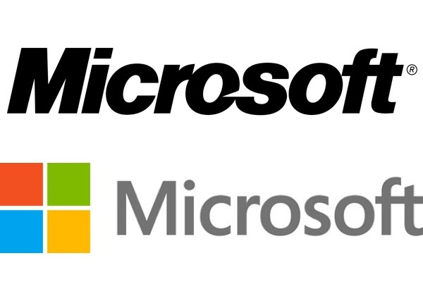 Microsoft Swaps Its Logo for the First Time in a Quarter of.
