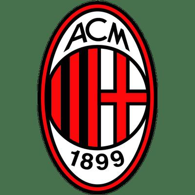 AC Milan Logo transparent PNG.