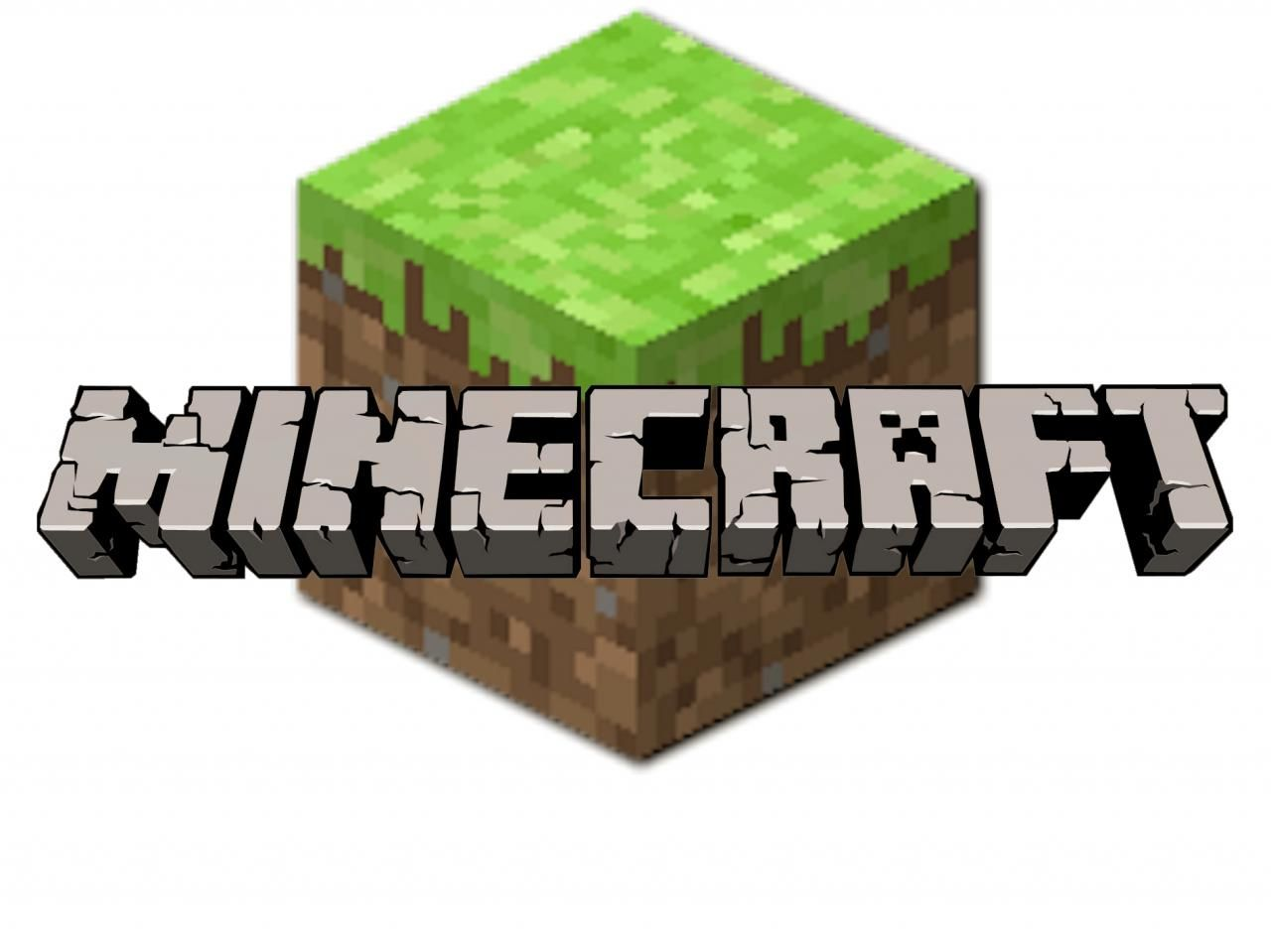 minecraft grass block.
