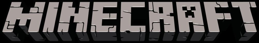 Minecraft Logo Clipart.