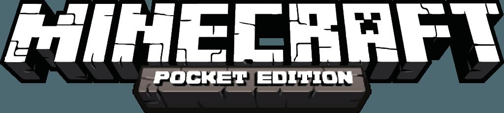 Minecraft PE Logo.