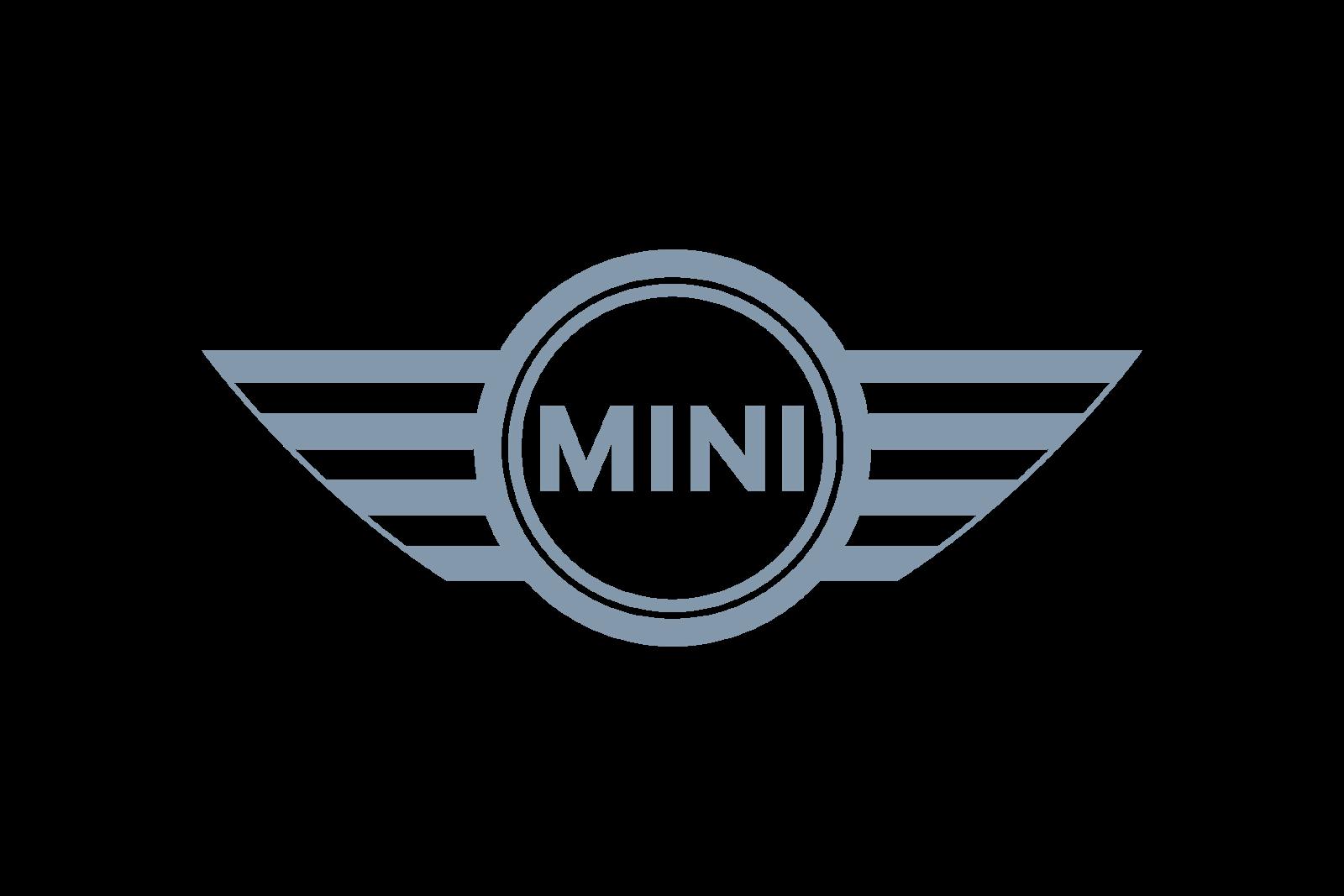 Mini Cooper Logo Transparent PNG.