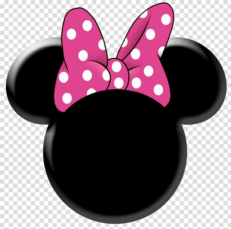 Minnie Mouse illustration, Minnie Mouse Mickey Mouse , Cute.