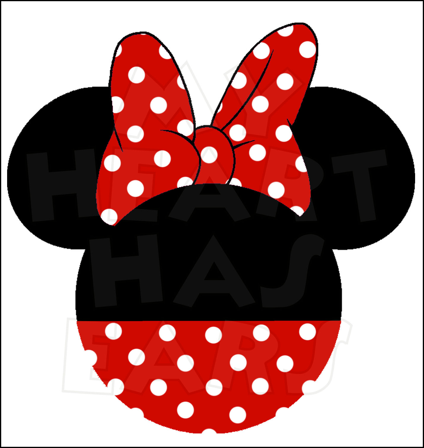 Free Minnie Mouse Face Vector, Download Free Clip Art, Free.