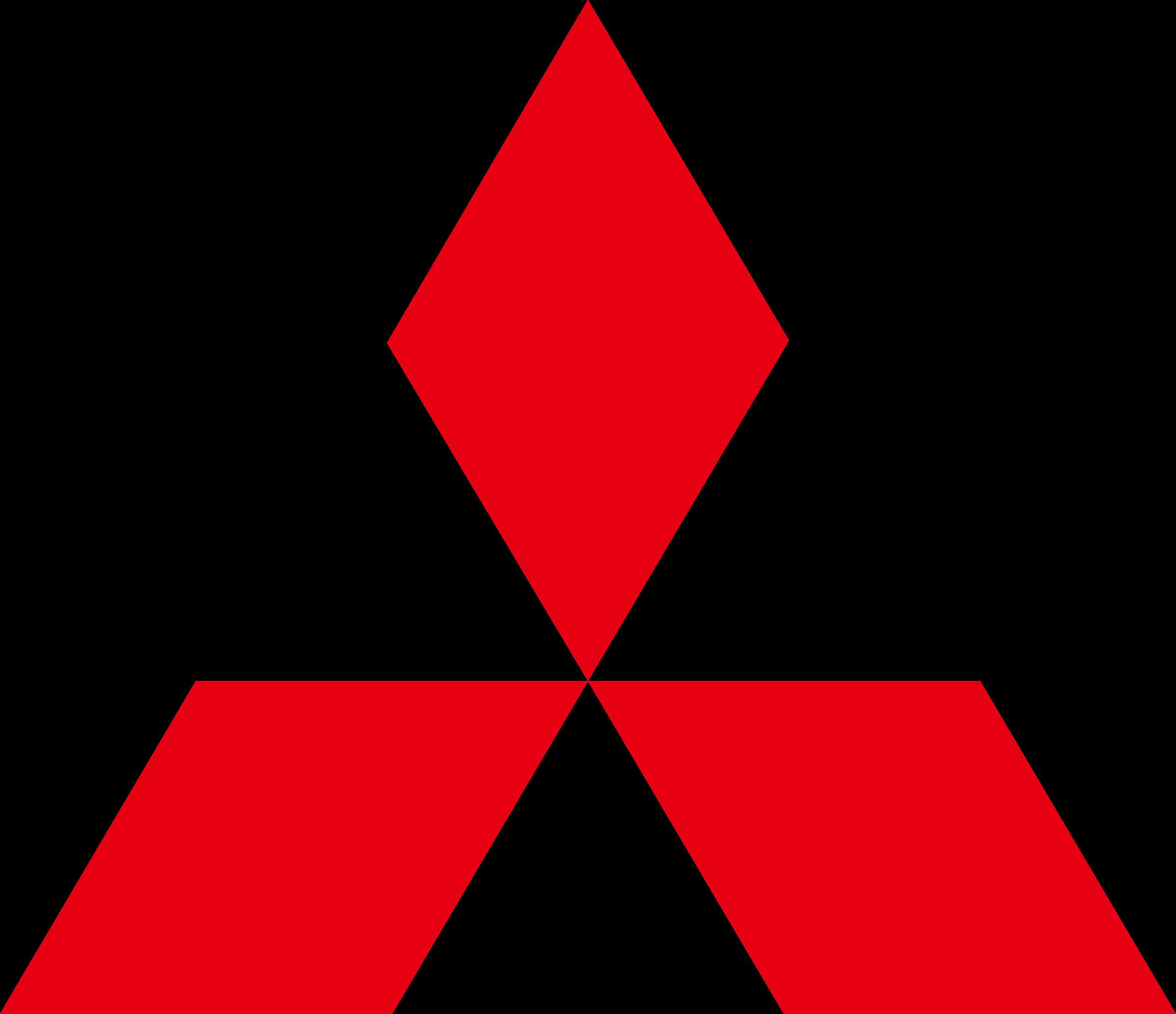 Mitsubishi Logo PNG Transparent & SVG Vector.