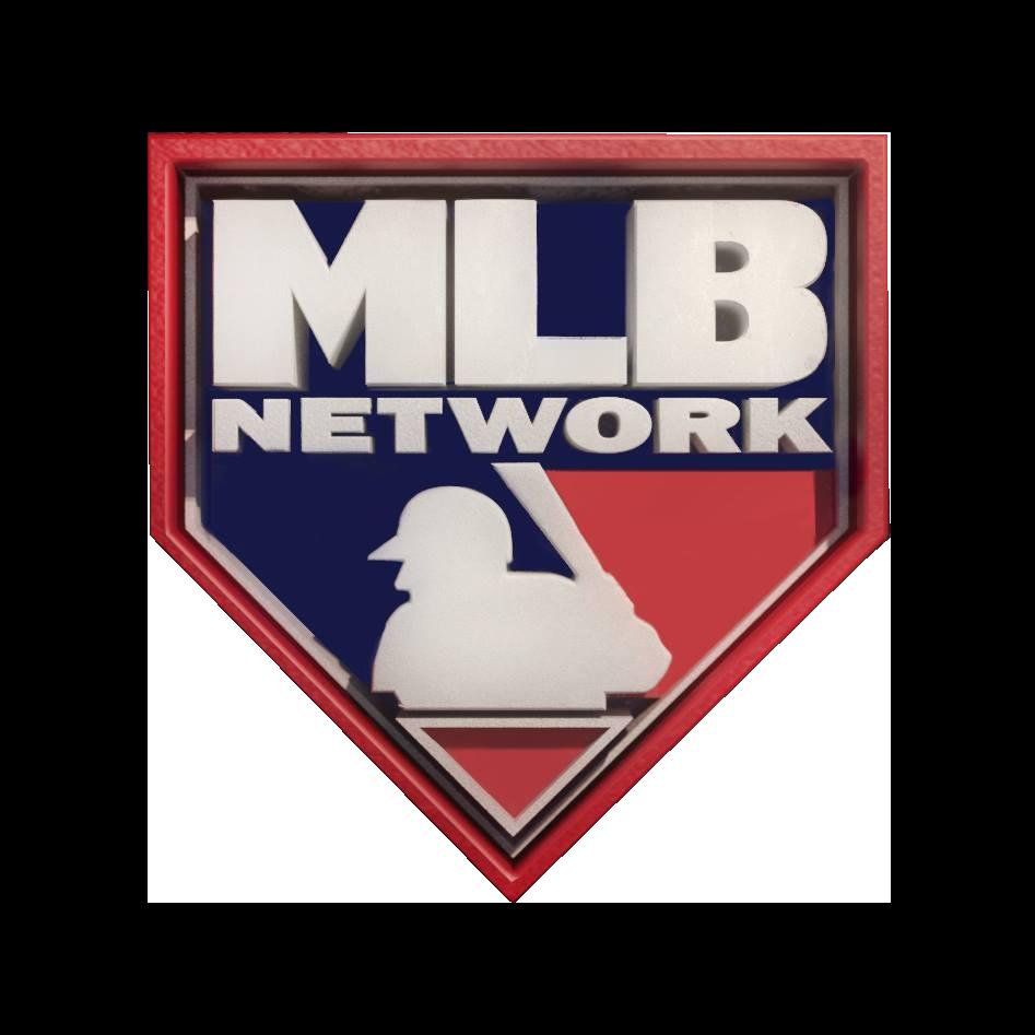 MLB Network Logo PNG Image.