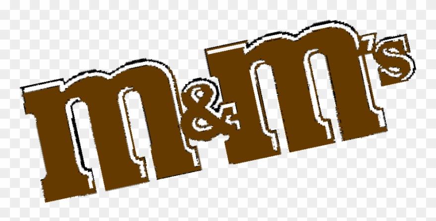M&m\'s Clipart Logo.