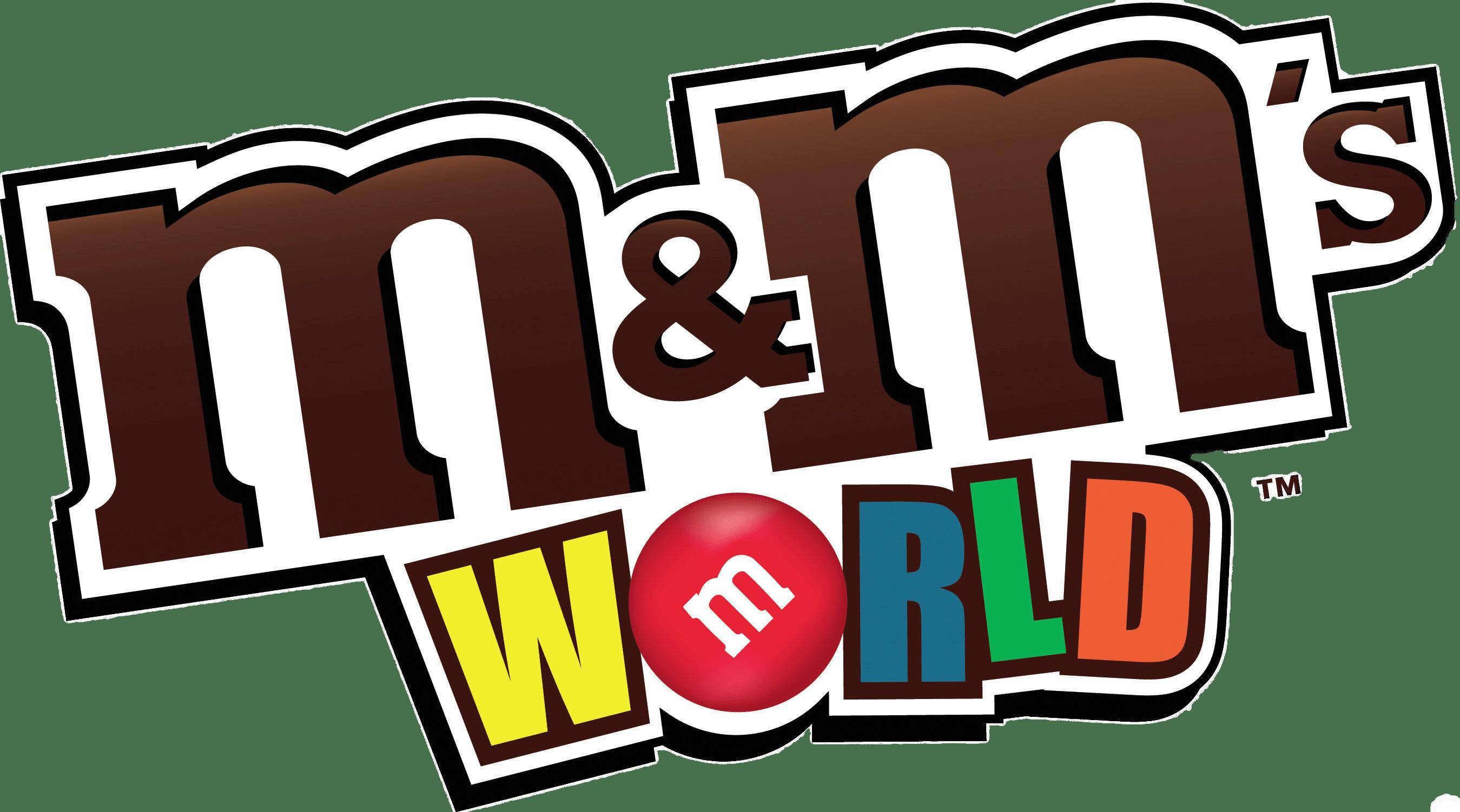 M&m's World Logo transparent PNG.