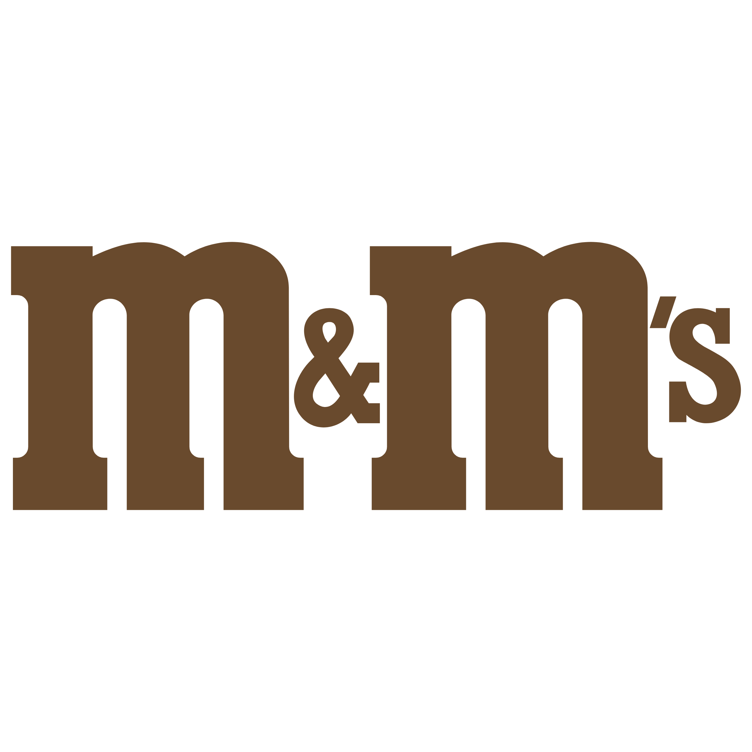 M&M's.