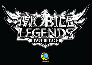 Mobile Legends Moonton Logo Vector (.AI) Free Download.