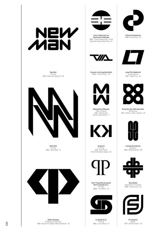 A Look at Modernism in Logo Design.