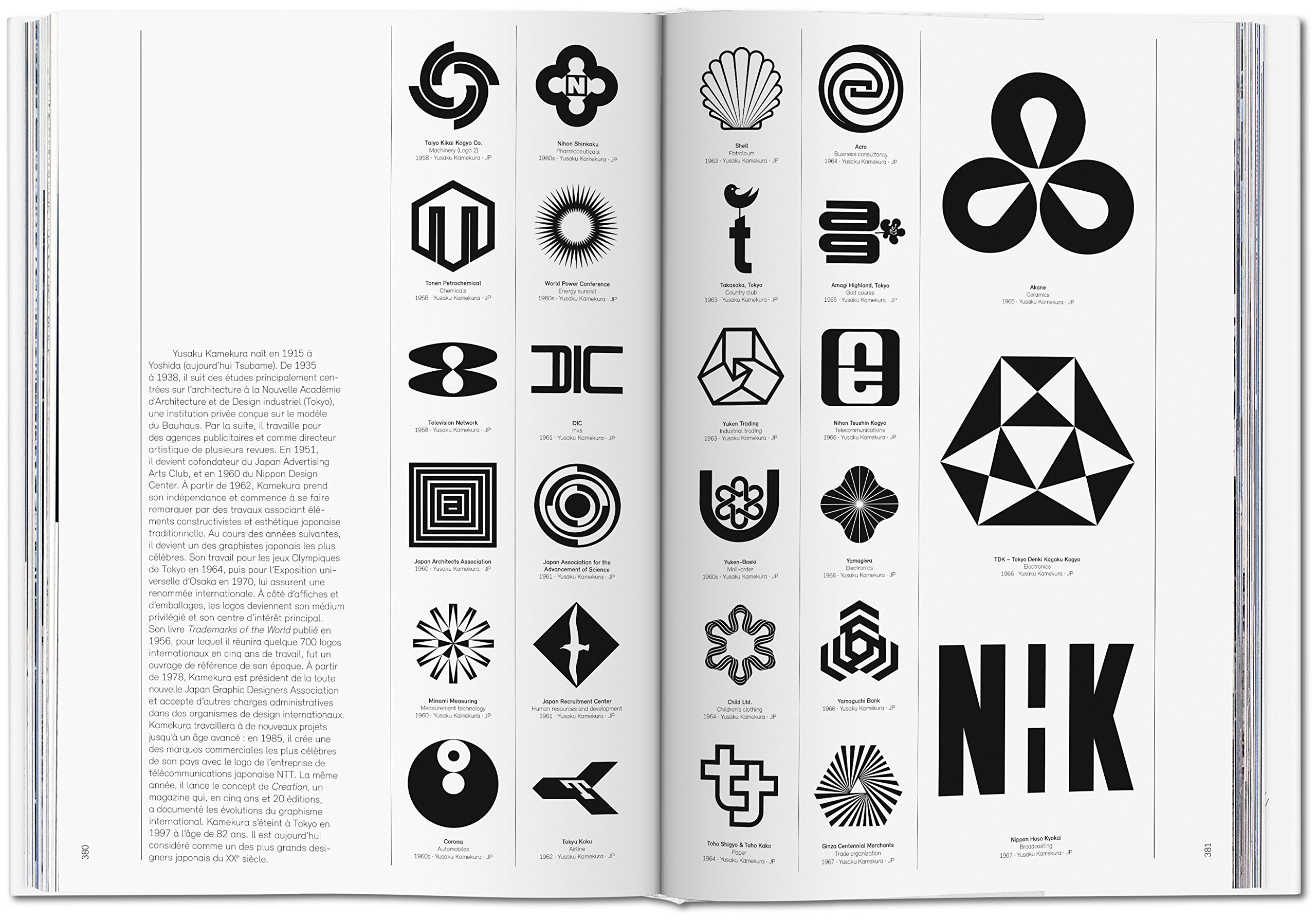 Logo Modernism (English, French and German Edition): Jens.