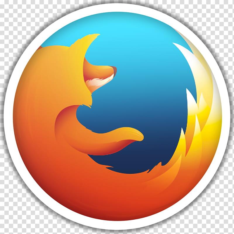 Dots, Mozilla Firefox logo transparent background PNG.