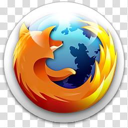 Mozilla Sleek Icons, Firefox x, Mozilla Firefox logo.