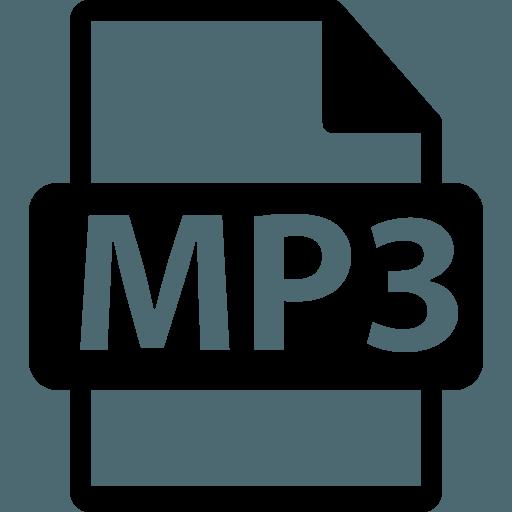 MP3 Logo.