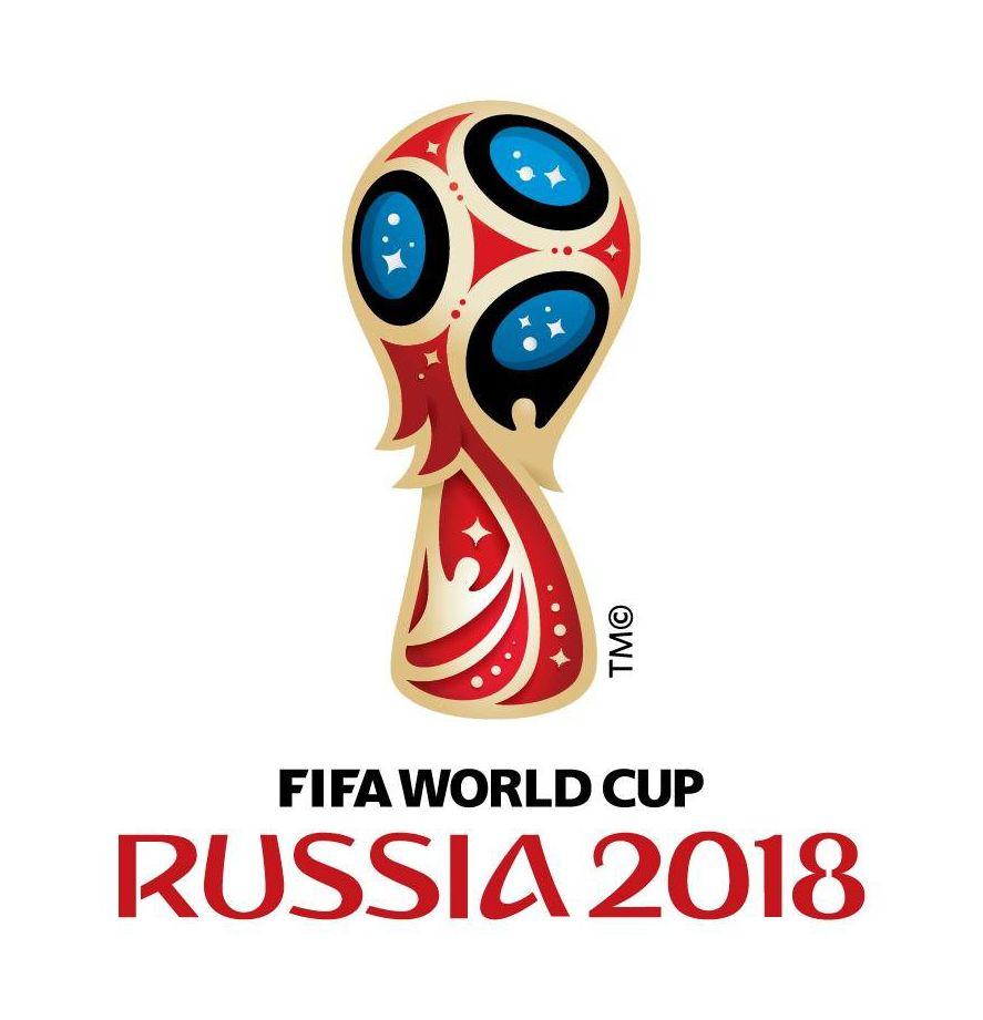 logotipo mundial futbol rusia 2018.