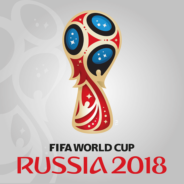 Rusia 2018 World Cup Logo Cup Mundial Rusia PNG y Vector.