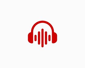 music logo Designed by alya017.