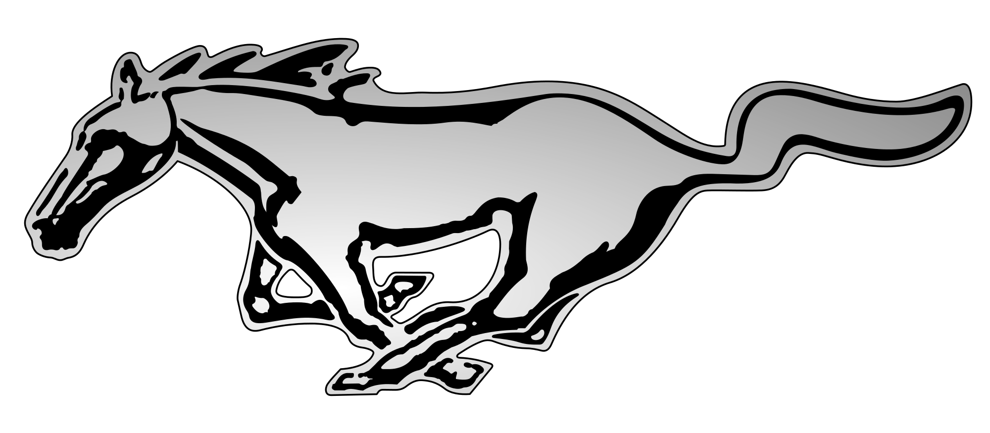 Download Mustang Logo PNG Photos.
