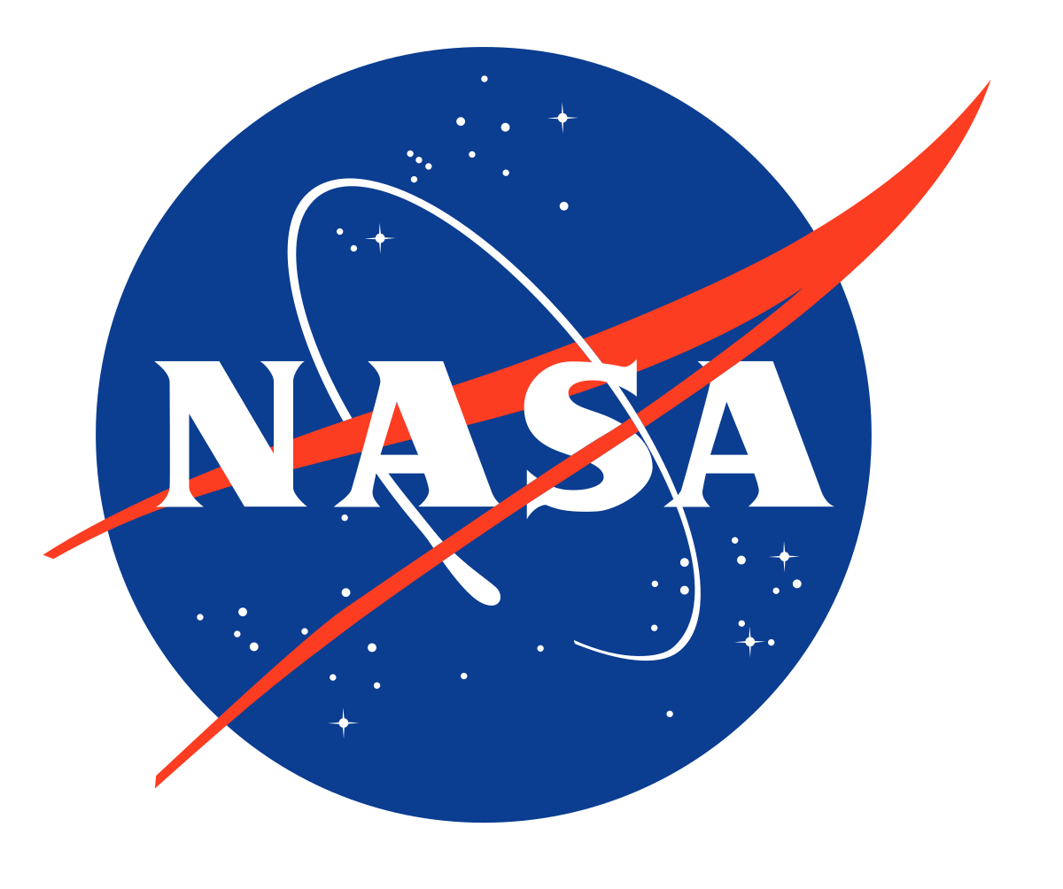 NASA insignia.