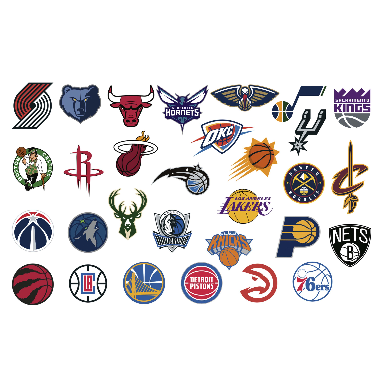 NBA: Logo Collection.