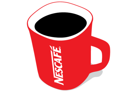 Coffee Mug Logo Clipart Picture Free Download.