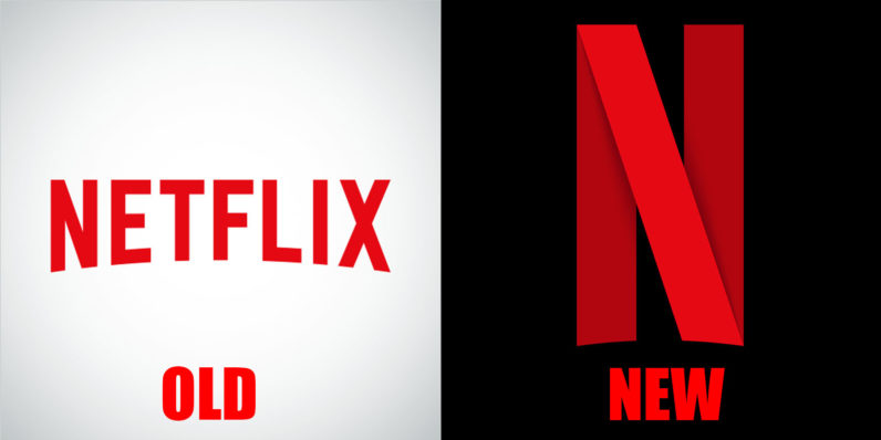 Netflix just changed its icon [Updated].