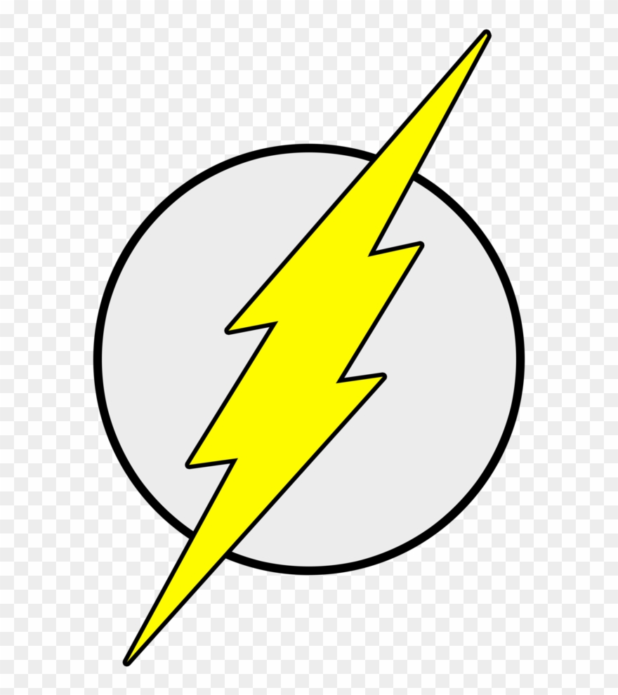 The Flash Logo Clipart.