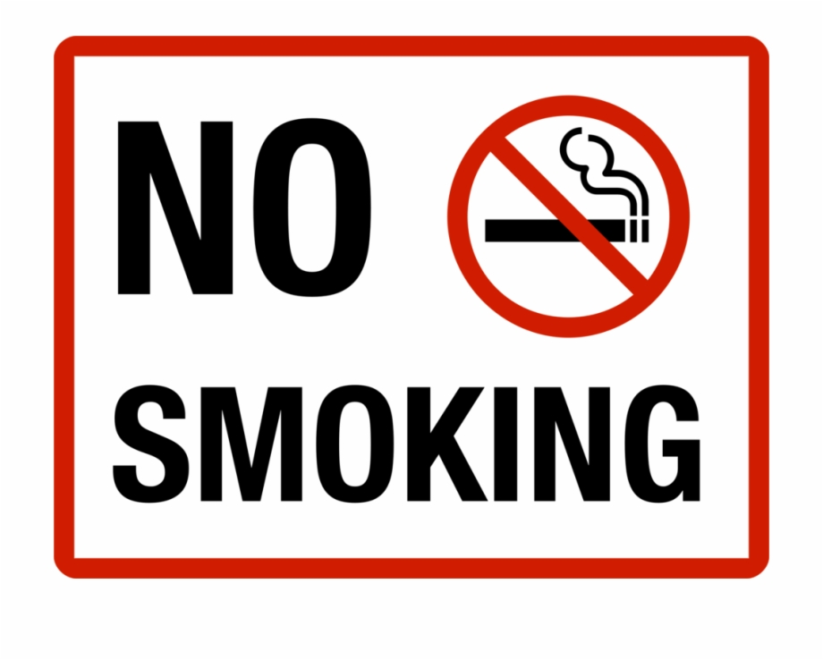 No Smoking Png.