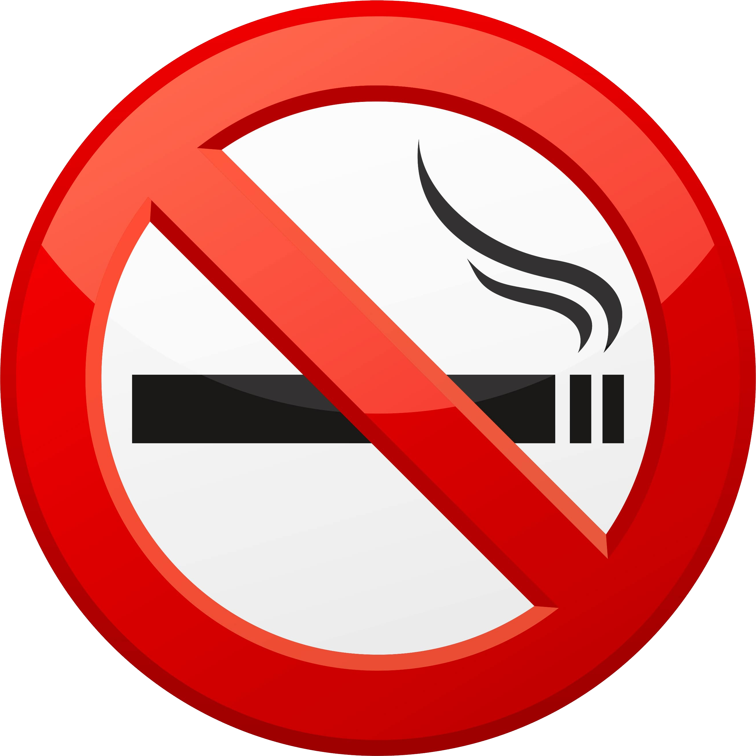 No smoking PNG images free download.
